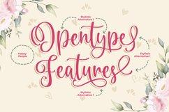 Happy People Beauty Script Font Product Image 6