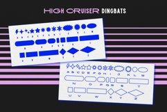 High Cruiser | Modern & Bold Sans Product Image 6