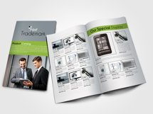 Business Innovation Product Bifold Brochure Product Image 1