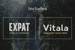 Adventures Font   Duo by Parker Creative Product Image 2