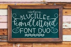 Lucille Handlettered Duo Product Image 1