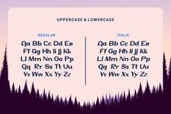 Vinnson - Modern Sans Serif Font Product Image 5