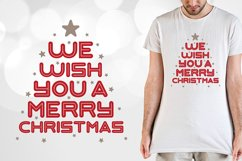 Love Santa - A Special Font For Christmas Product Image 3
