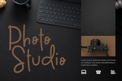 Heydoes - Handwritten Display Font Product Image 4