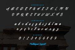 Athena Script Font Product Image 2