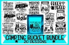 Camping Bucket Bundle - Best Sellers - 20 Designs - Vol 2 Product Image 1