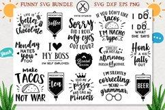 Funny SVG Bundle - MB4 Product Image 1