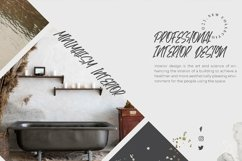 Web Font Hysteria - Urban Brush Font Product Image 5