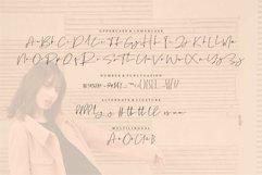 Web Font Healing Sweet - A Handwritten Signature Font Product Image 5