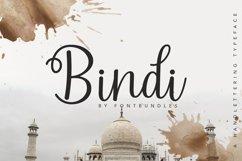 Web Font Bindi Product Image 1