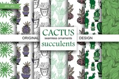 CACTUS and succulents design Product Image 1
