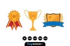 Award Clipart Product Image 1
