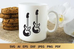 Guitar SVG | Music SVG Product Image 4