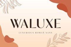 Waluxe Product Image 1
