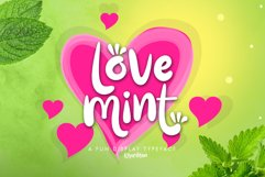 Love Mint Product Image 1