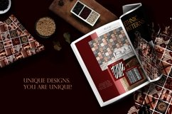 """Ethnic African Patterns and tiles """"Ancestral land"""" Product Image 3"""
