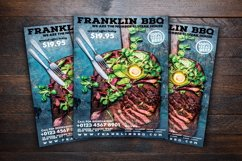 Barbeque Restaurant Flyer Product Image 1