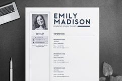 TEACHER Resume Template for MS Word | 2 Page Resume Product Image 5