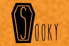 Spooky Halloween handwritten font in ttf, otf Product Image 5