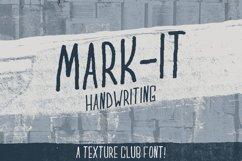 Mark-It handwritten font Product Image 1