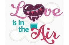 Love is in the Air Applique 1262 Product Image 2