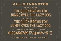 Lanford - Display Typeface Product Image 6