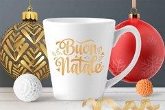 Buon Natale svg Italian Christmas Around the World Product Image 3