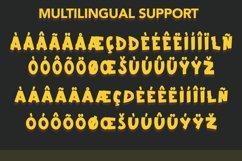 Tabloid - Fun Display Font Product Image 2