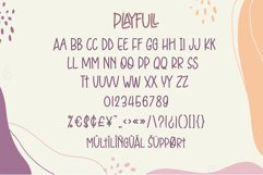 Playfull - Best Seller Crafter Font Product Image 5
