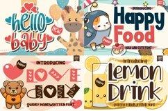 Best Seller - Mega Bundle 100 Fonts Product Image 16