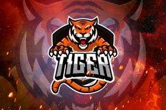 Tiger gaming logo Product Image 1