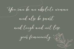 Allisha Croft Beauty Feminine Script Product Image 2