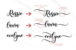Magista - Long Tail Swash Calligraphy Product Image 2