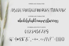 Eassy Vigossa - Calligraphy Font Product Image 3