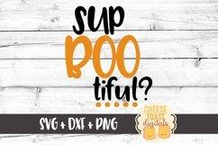Sup Boo Tiful - Halloween SVG File Product Image 2