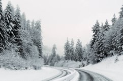 Winter Road of Oregon Product Image 1