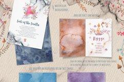 Winter Tonttu Watercolor DIY Pack Product Image 5