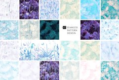 Watercolor floral design collection, herbal and ice Product Image 4