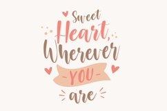 Mistikus Cinta Lovely Modern Handwritten Font Product Image 2