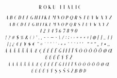Roku - Modern Sans Serif Product Image 5