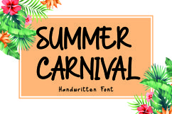 SUMMER CARNIVAL Product Image 1