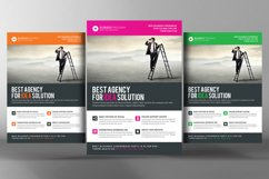 Business Analyst Flyer Template Product Image 1