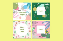 Forever Summer Land Abstract Design Product Image 6