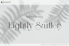 Lightly sailler Product Image 1