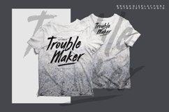 Busther - Handbrush Typeface Product Image 4