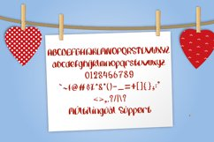 Bunny Lovely - A Handwritten Font Product Image 5