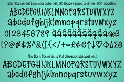 Barn Dance - a homey little font! Product Image 2