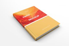Hardcover Book Mockups Product Image 8