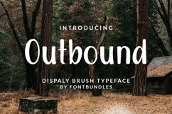 Web Font Outbound Product Image 1