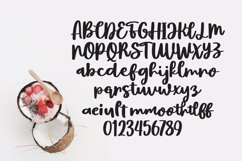 Smoothies - Smooth Font Product Image 4
